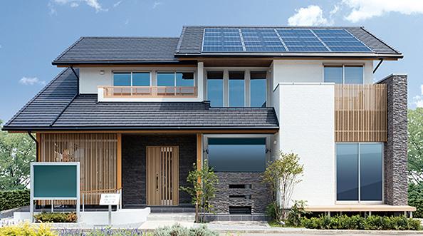 日本ハウスホールディングス モデルハウスイメージ